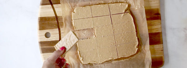 VANILLA CASHEW BUTTER COLLAGEN PROTEIN BARS