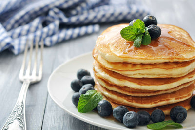 COLLAGEN PROTEIN PANCAKES