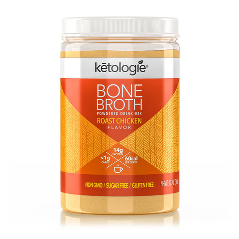 Roast Chicken Bone Broth- Net Wt. 12.7oz