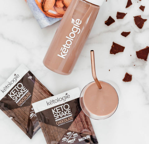 Chocolate Keto Shake Sachet 10 pack