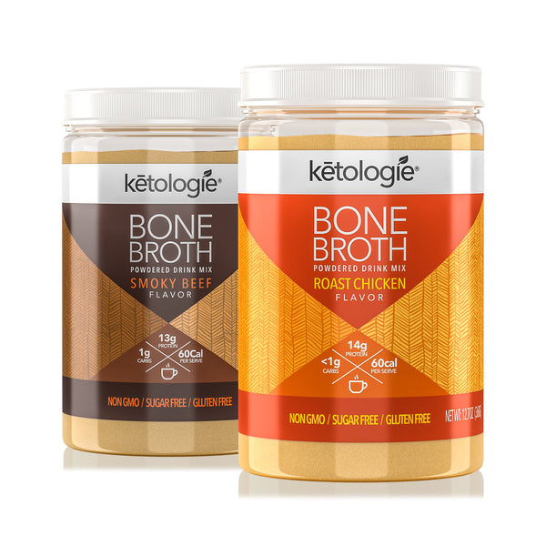 Bone Broth Mixed Pack - 2 x Net Wt. 12.7oz
