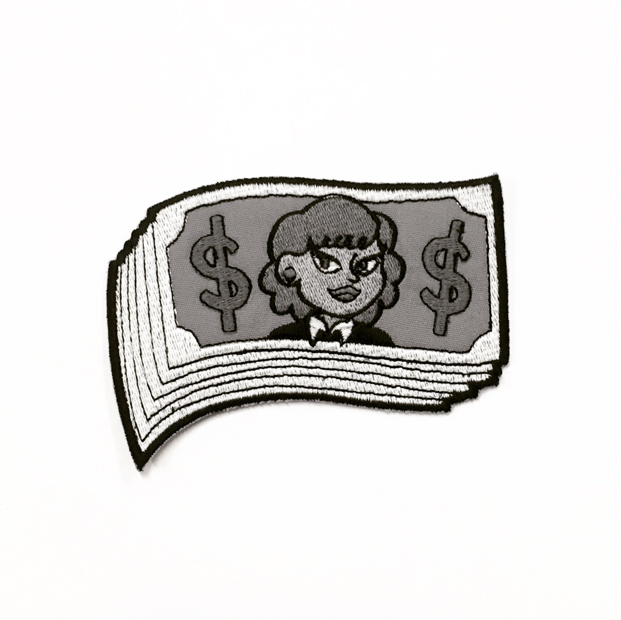 Girl Money Patch