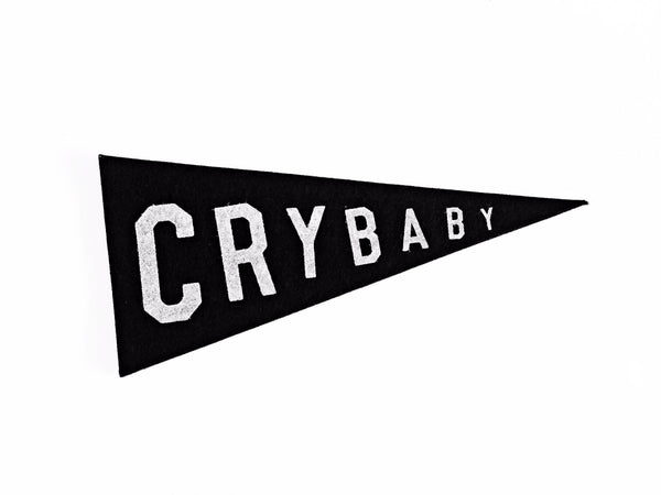Crybaby Pennant