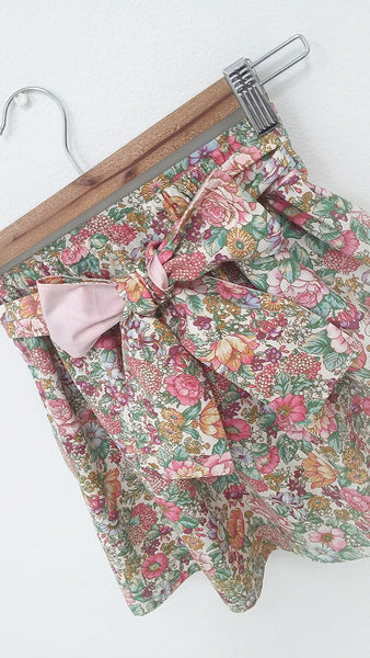 Girls handmade skirt