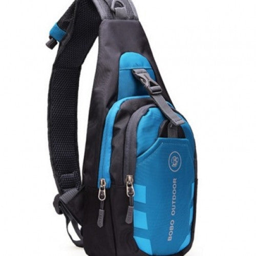 Unisex Nylon Chest Back Pack