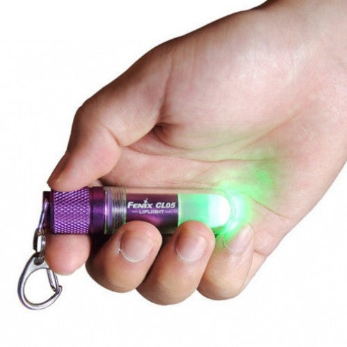 Emergency Lamp Tri-colored Led Key-chain