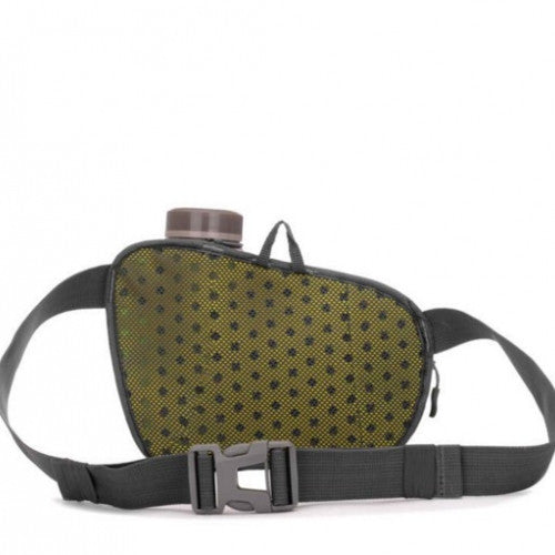 Cycling Waist Bag Water Bottle Pocket's
