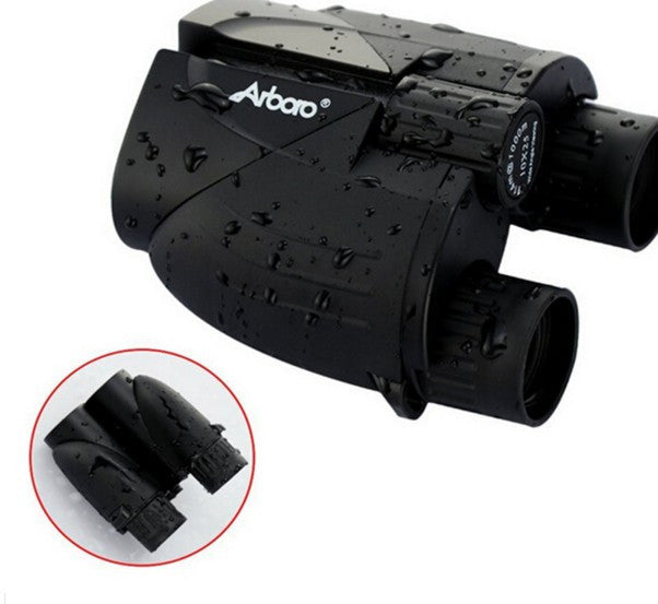 Water-resistant Wide Angle Viewing HD Telescope