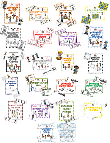 Community Helpers Bundle - Download