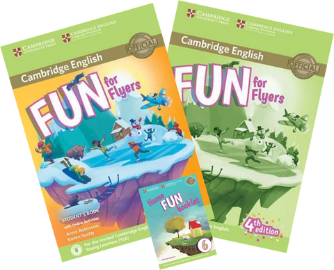 Fun for Flyers (Cambridge YLE) - 4th Edition - Download