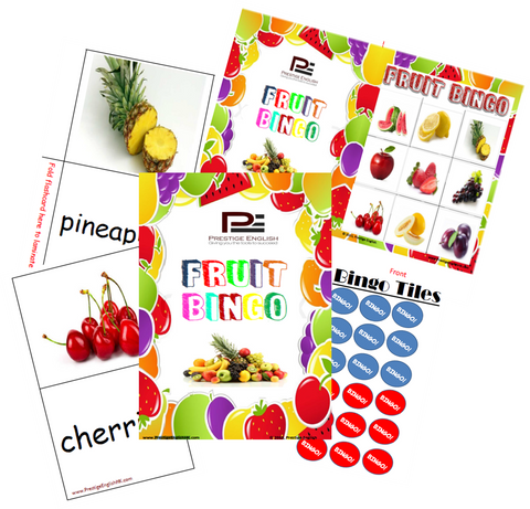 BINGO - Fruit Bingo - Download