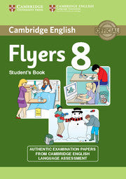 Flyers 8 Test (Cambridge English - Young Learners English) - Download