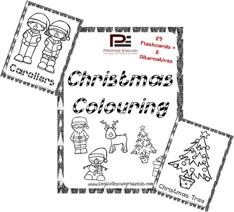 Christmas Colouring - Download