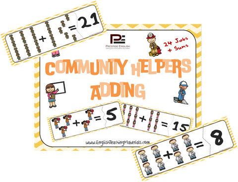 Community Helpers Adding - Download