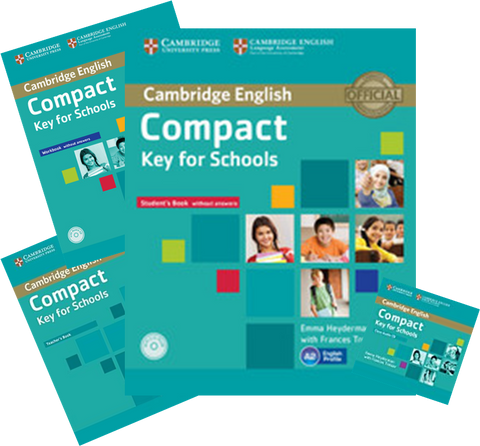 Compact Key for Schools (KET) - Download