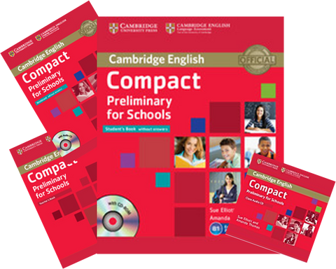 Compact Preliminary for Schools (PET) - Download