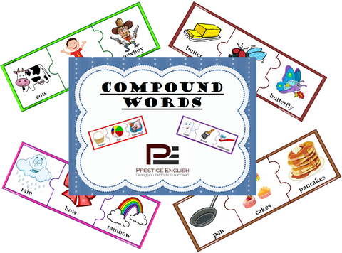 Compound Word Game / Puzzle - Download