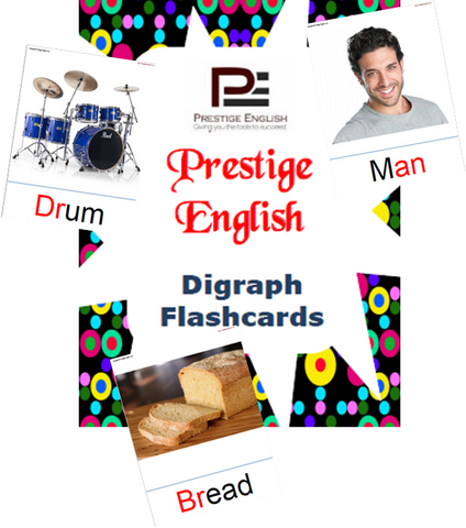 Digraph Flashcards - Download