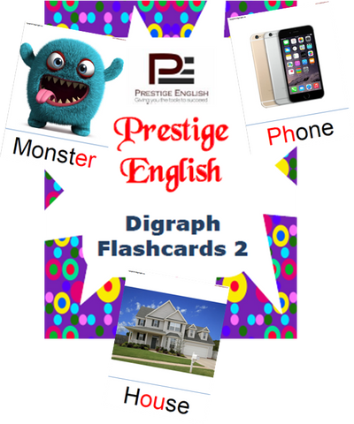 Digraph Flashcards 2 - Download