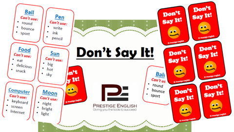 Don't Say it! Game - Download