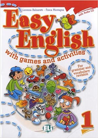 Easy English with Games and Activities 1 - Download