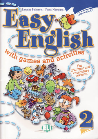 Easy English with Games and Activities 2 - Download