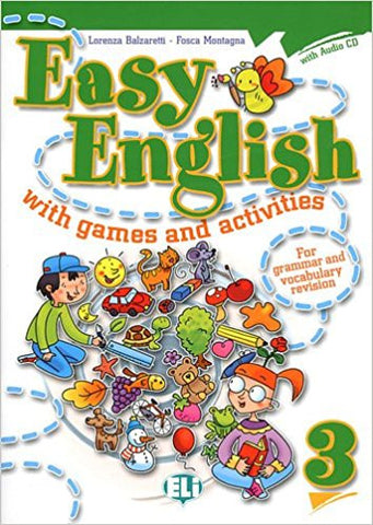 Easy English with Games and Activities 3 - Download