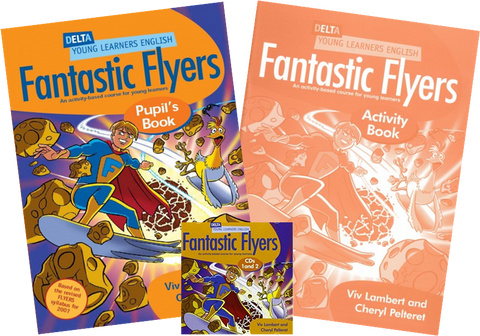 Fantastic Flyers | Delta Young Learners - Download