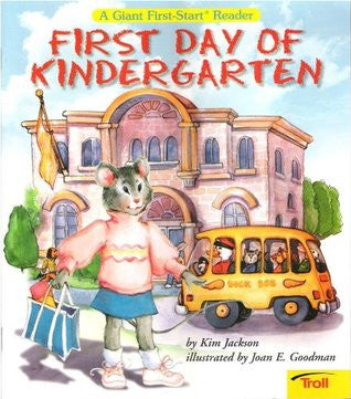 First Day of Kindergarten - Download
