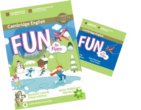 Fun for Flyers - Cambridge English (YLE) - Download