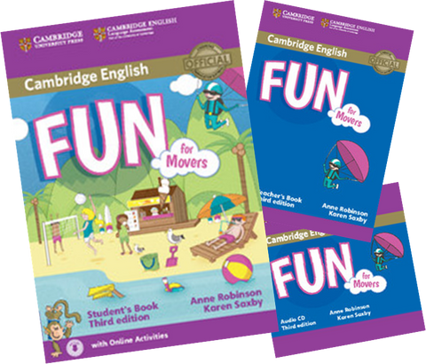 Fun for Movers - Cambridge English (YLE) - Download