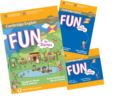 Fun for Starters - Cambridge English (YLE) - Download