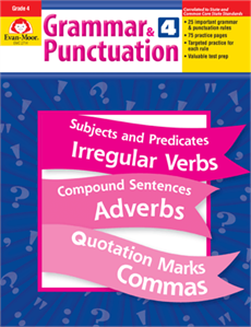 Grammar & Punctuation - Grade 4 - Download