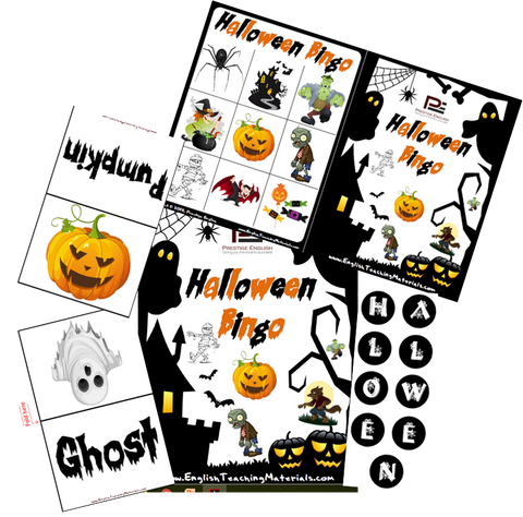 Halloween Bingo - Download