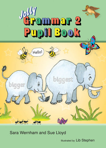 Jolly Grammar 2 Pupil Book - Download