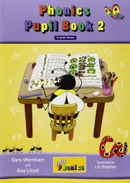 Jolly Phonics – Pupil Book 2 - Download