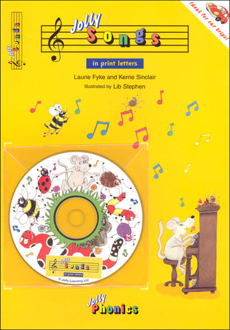 Jolly Songs (for Jolly Phonics – Pupil Book 1) - FREE - Download