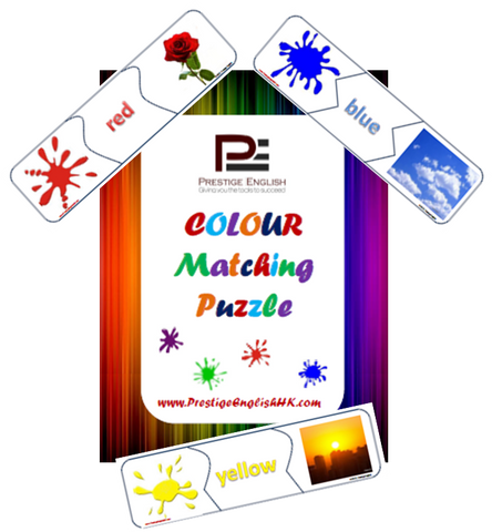 Matching Game - COLOURS - Download