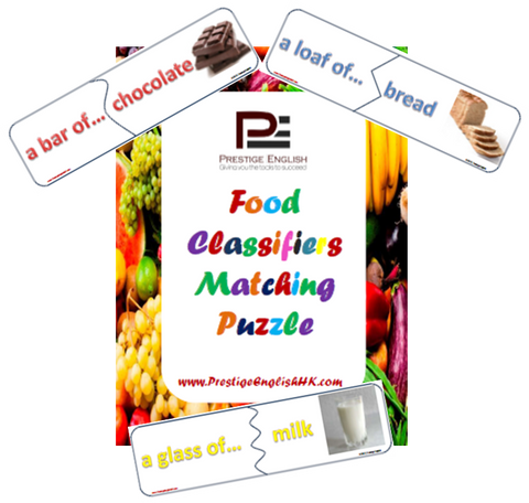 Matching Game - FOOD CLASSIFIERS - Download