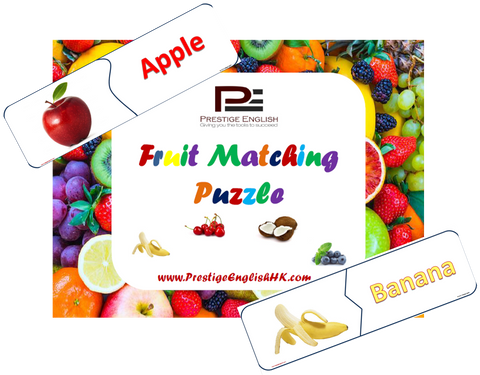 Matching Game - FRUIT - Download