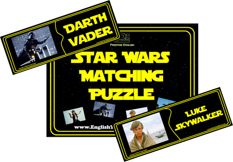 Matching Puzzle - Star Wars (1977-1983) - Download