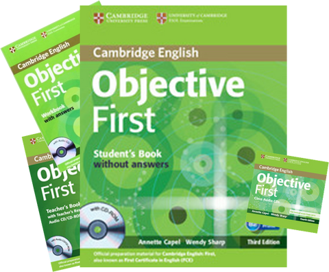 Objective First (FCE) - Download