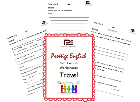 Oral English Workbook - TRAVEL - Download