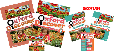 Oxford Discover 1 - Download