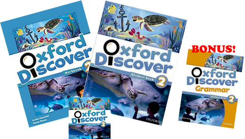 Oxford Discover 2 - Download