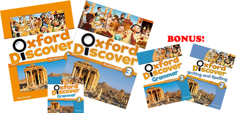 Oxford Discover 3 - Download