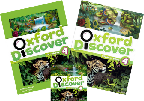 Oxford Discover 4 - Download