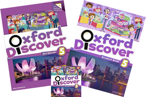 Oxford Discover 5 - Download