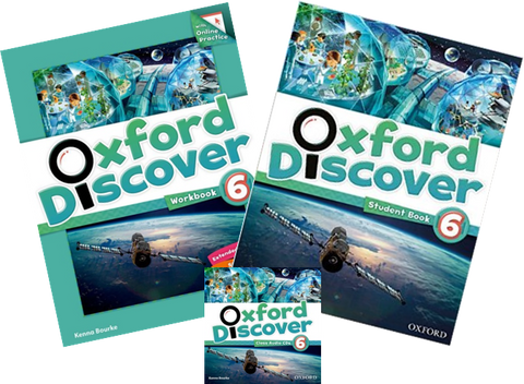 Oxford Discover 6 - Download