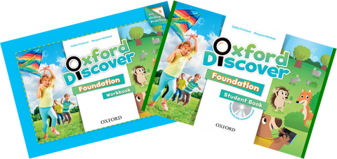 Oxford Discover Foundation - Download